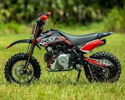 MOTOS YCF 50A LIMITE – ROUGE